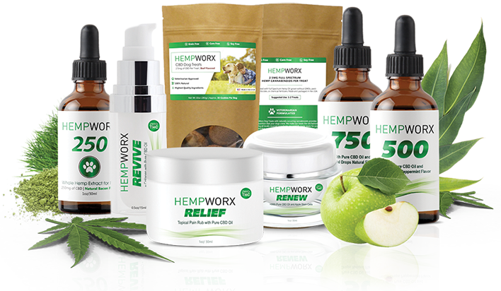 5 Health Benefits of CBD Oils. Hempworx Review.