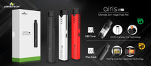 Load image into Gallery viewer, Airistech Airis MW Ultimate Vape Pods Pen For Oil and Wax (Ships From USA)