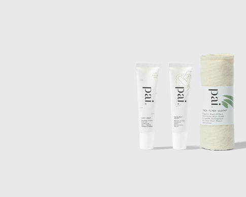 Your Free Mini Double Cleanse Kit