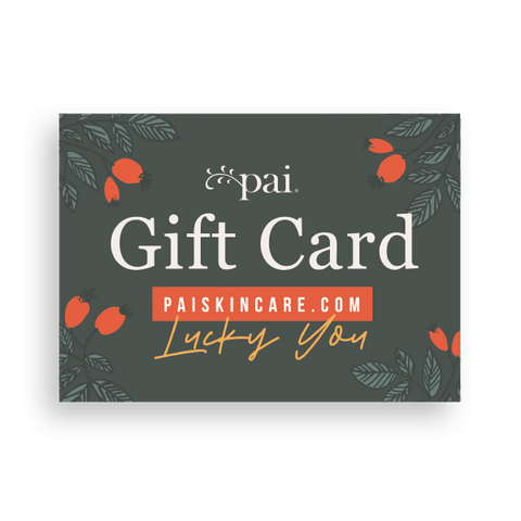 Pai Skincare Gift Card 200 Gift Card