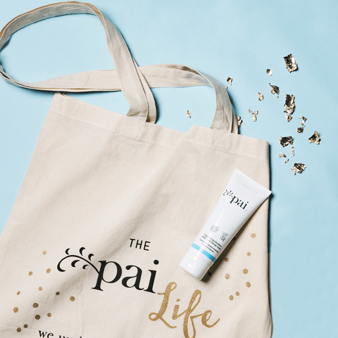 Fragonia & Sea Buckthorn Hand Cream and 'The Pai Life' Tote Bag (gift)