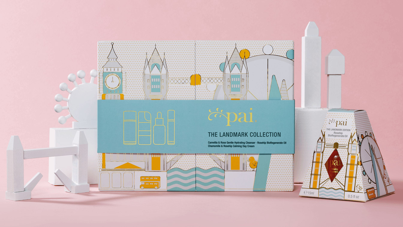 Coffret Landmark Collection