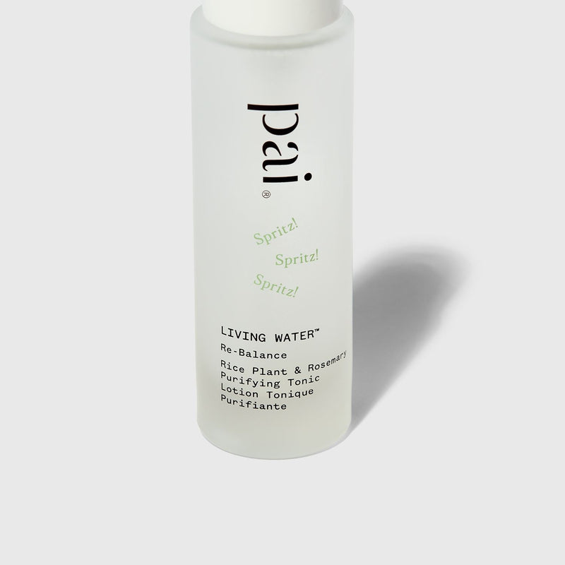 Pai Skincare Living Water