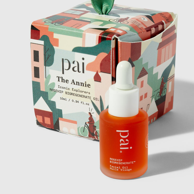Pai Skincare Rosehip Oil The Annie Iconic Explorers Limited Edition Gift