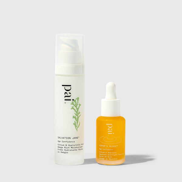 Pai Skincare Bundle Age Confidence Moisturiser & Face Oil Bundle