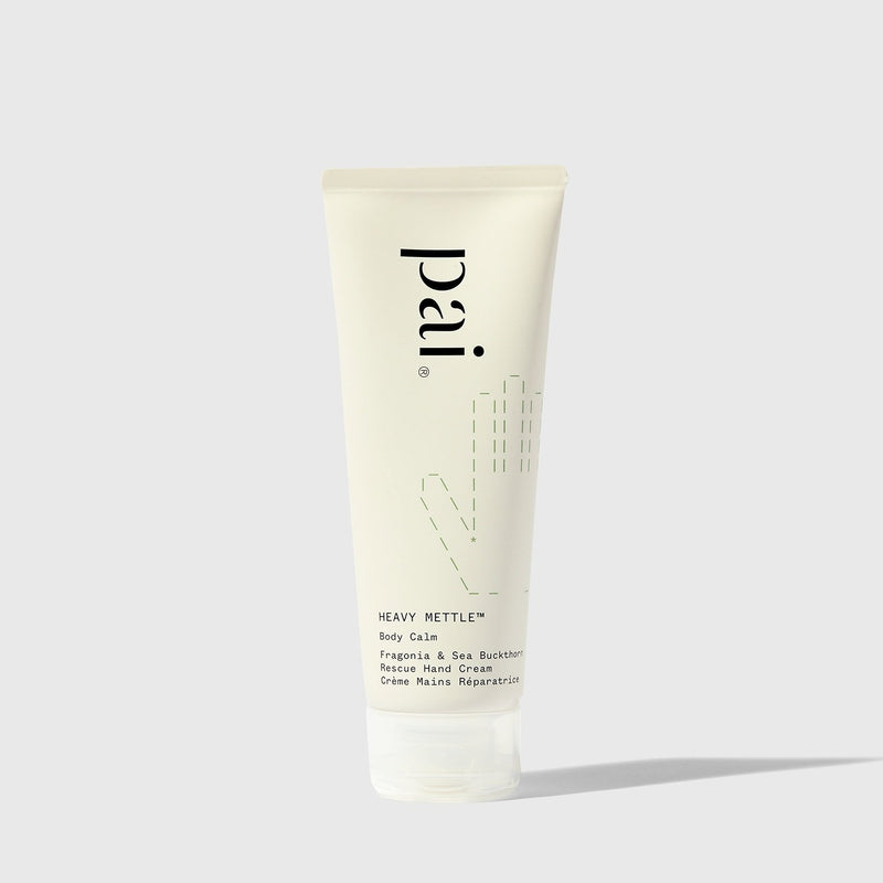 Pai Skincare Hand Cream Heavy Mettle Fragonia & Sea Buckthorn Rescue Hand Cream