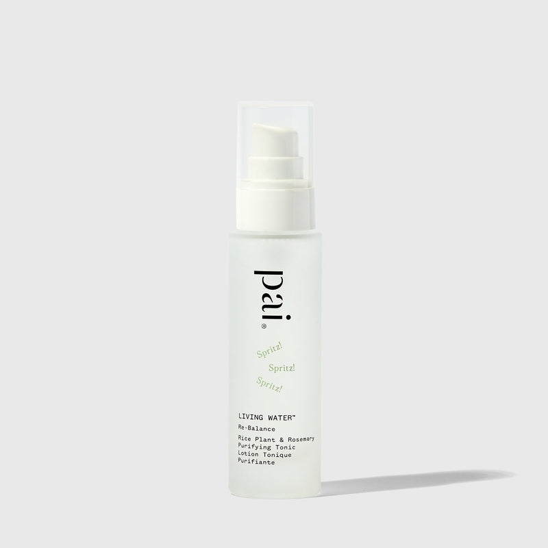 Pai Skincare Tonic Living Water Rice Plant & Rosemary Purifying Tonic