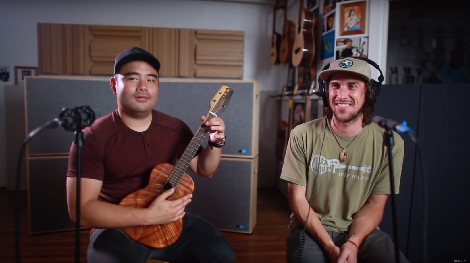 The Ukulele Review 19.14 Tyler w TYDE MUSIC + Zoë & Tobias