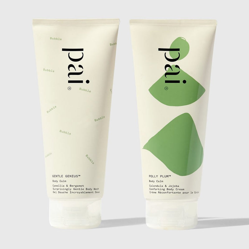 Pai Skincare Bundle Body Doubles Body Cream & Body Wash Bundle