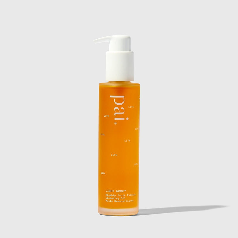 Pai Skincare Cleansing Oil Light Work Rosehip Fruit Extract Cleansing Oil