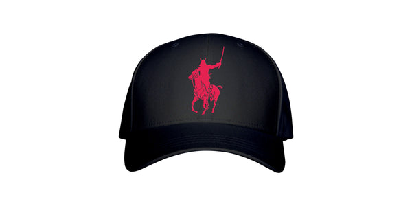 Samurai Polo Dad Hat