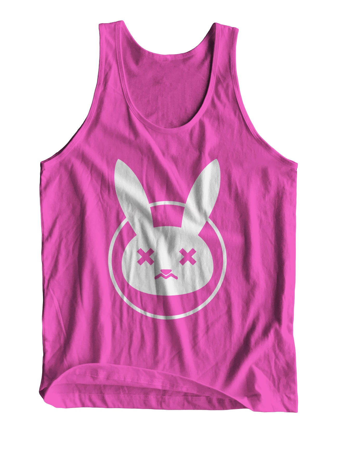Nerf Bunny Tank Top in Pink