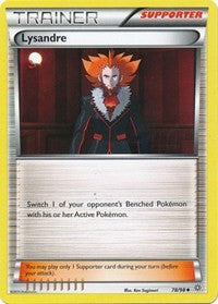 Lysandre - Ancient Origins (#78)