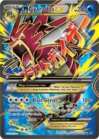 M Gyarados EX (Full Art) - BREAKpoint (#115)