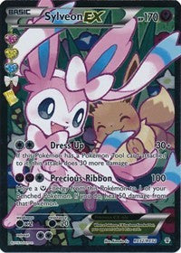 Sylveon EX (Full Art) - Generations: Radiant Collection (#RC32)