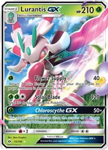 Lurantis GX - SM Base Set (#15)