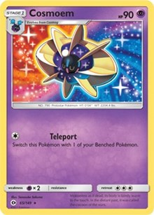 Cosmoem (Reverse) - SM Base Set (#65)