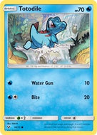 Totodile - Shining Legends (#18)