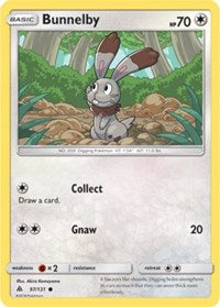 Bunnelby - SM Forbidden Light (#97)