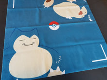 Sleeping, Happy Snorlax Play Mat