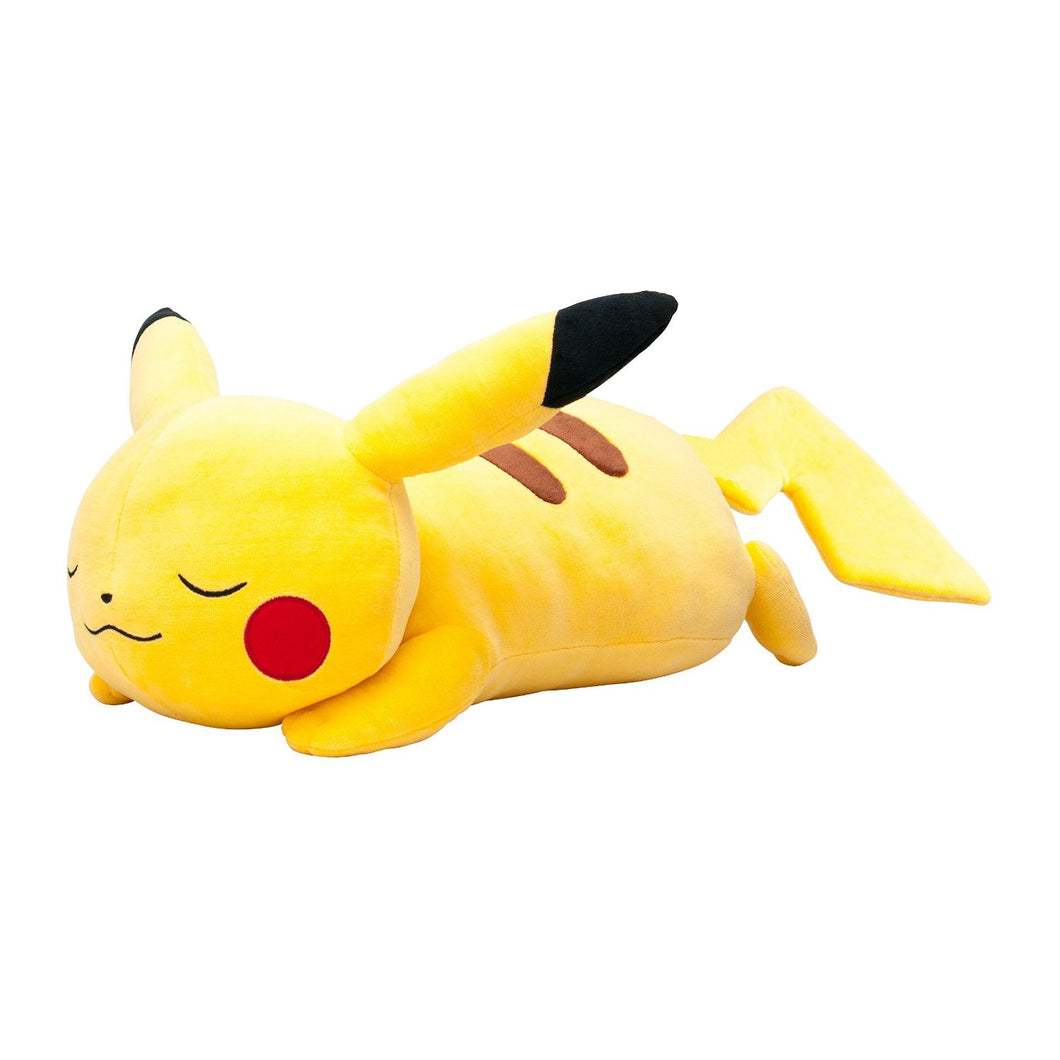 Sleeping Pikachu Poké Plush (Jumbo)