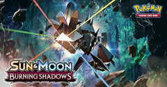 PRE-SALE: Sun & Moon Burning Shadows