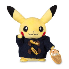 Pikachu Celebrations: Mushroom Harvest Pikachu Poké Plush