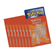 Sun & Moon Base Set ETB Sleeves