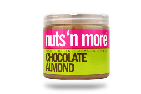 nuts 'n more - High Protein Chocolate Almond Butter