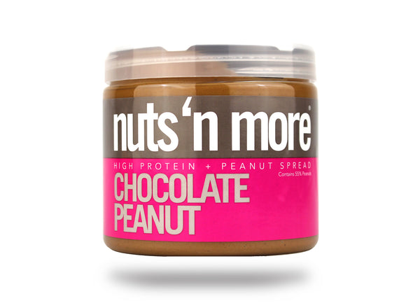 nuts 'n more - High Protein Chocolate Peanut Butter