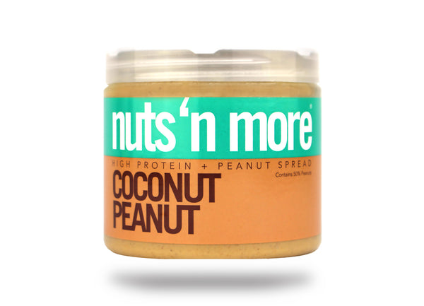 nuts 'n more - High Protein Coconut Peanut Butter