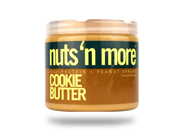 nuts 'n more - Cookie Butter Peanut