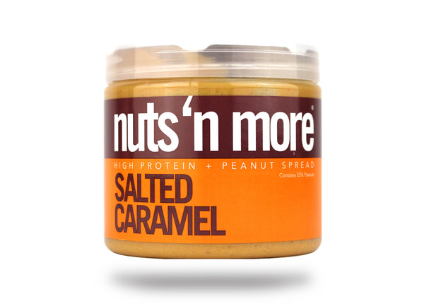 nuts 'n more - High Protein Salted Caramel Peanut Butter