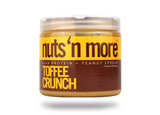 nuts 'n more - High Protein Toffee Crunch Peanut Butter