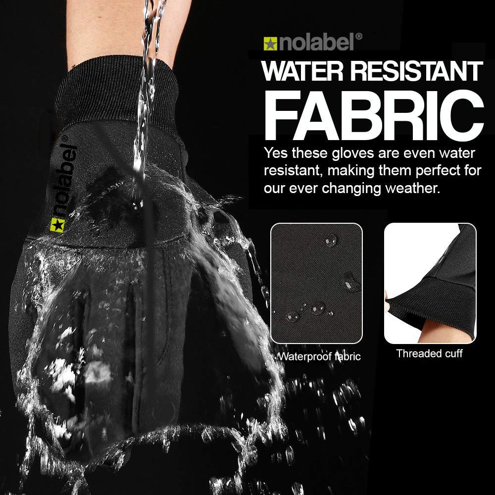 Touch Screen Gloves - Windproof & Water Resistant