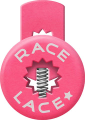 Race Laces - Elastic Laces - No Tie Laces - Tri Laces - Running Laces - Triathlon Laces - No Tie Elastic Shoelaces - Quick Laces - Easy Tie Laces - Shoe Laces for Running | Adults or Children - 9 Colours
