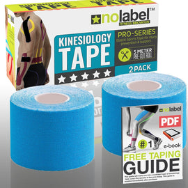Multipack PRO-SERIES - Pre Cut Kinesiology Tape