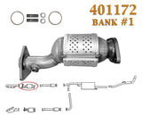 PO420 Catalytic Converter Bank 1 For Frontier Pathfinder Xterra 4.0L