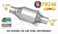 Universal Catalytic Converters