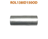 "ROL138ID150OD 548530 1 3/8"" ID to 1 1/2"" OD Universal Exhaust Pipe to Component Adapter Reducer"