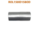 "ROL150ID158OD 548555 1 1/2"" ID to 1 5/8"" OD Universal Exhaust Pipe to Component Adapter Reducer"