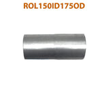 "ROL150ID175OD 548532 1 1/2"" ID to 1 3/4"" OD Universal Exhaust Pipe to Component Adapter Reducer"