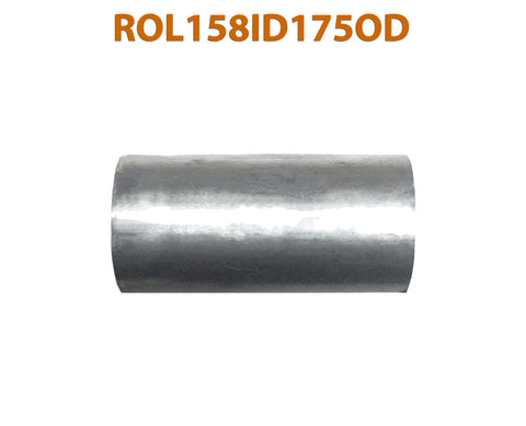 "ROL158ID175OD 548536 1 5/8"" ID to 1 3/4"" OD Universal Exhaust Pipe to Component Adapter Reducer"