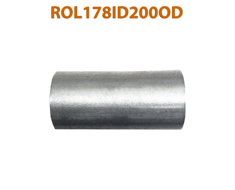 "ROL178ID200OD 548527 1 7/8"" ID to 2"" OD Universal Exhaust Pipe to Component Adapter Reducer"