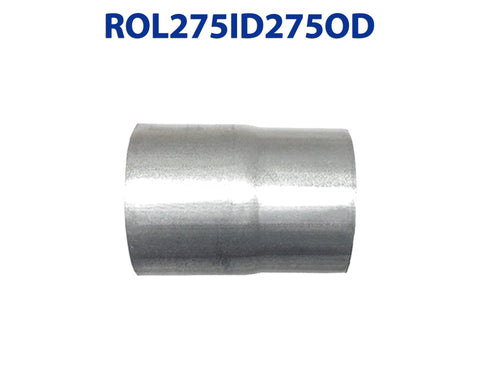 "ROL275ID275OD 548587 2 3/4"" ID to 2 3/4"" OD Universal Exhaust Pipe to Component Coupling Connector"