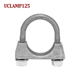 "1 1/4"" U-Bolt Exhaust Muffler Clamp For 1.25"" Pipe"
