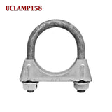 "1 5/8"" U-Bolt Muffler Exhaust Clamp For 1.625"" Pipe"