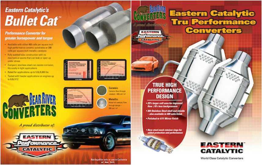 Bear River Converters Eastern Catalytic Tru High Performance Converters