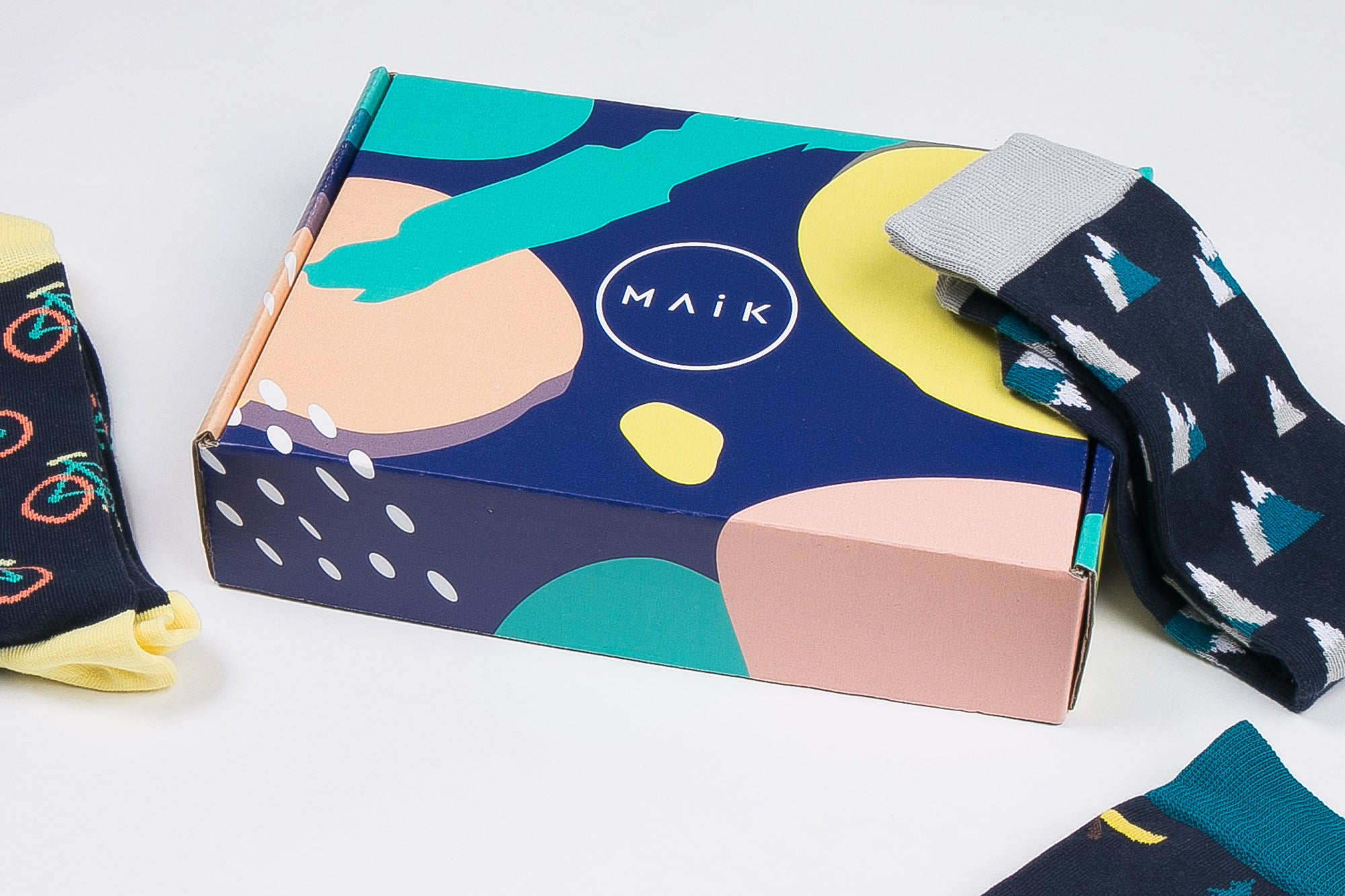 Say hello to the MAiK Sock Box!
