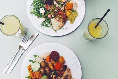 Our Favourite Vegan Food in London